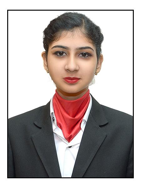 PURVA SHARMA Air India